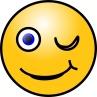 wink_smiley_clip_art_25275